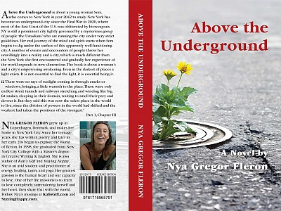 Above the Underground - A Book Design Project