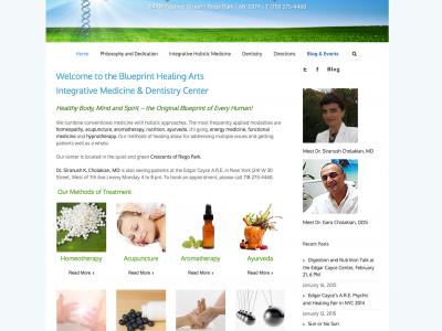 Blueprinthealingarts.com - Integrative Medicine and Dentistry Center in the Queens