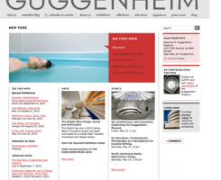 Guggenheim's New Website Is Built on Joomla
